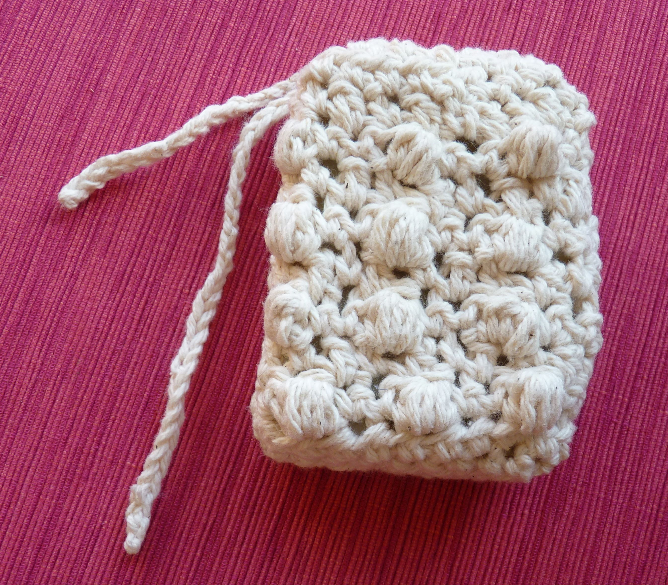 Crochet Soap Saver Bake With Jill