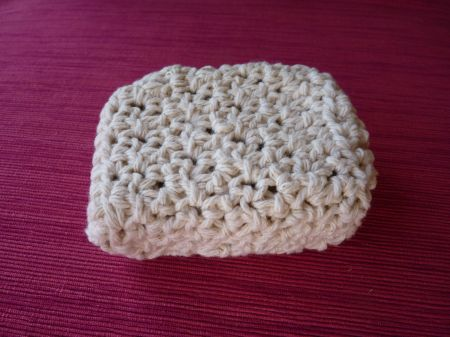 Crocheted Soap Saver