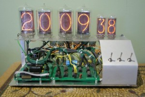 Ryan's nixie clock