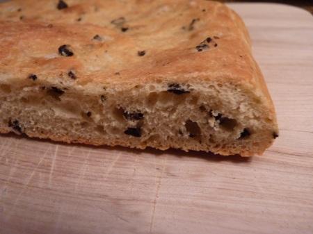 Olive Flatbread